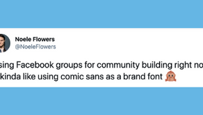 Why I (Almost) Never Recommend Facebook Groups as a Community Platform