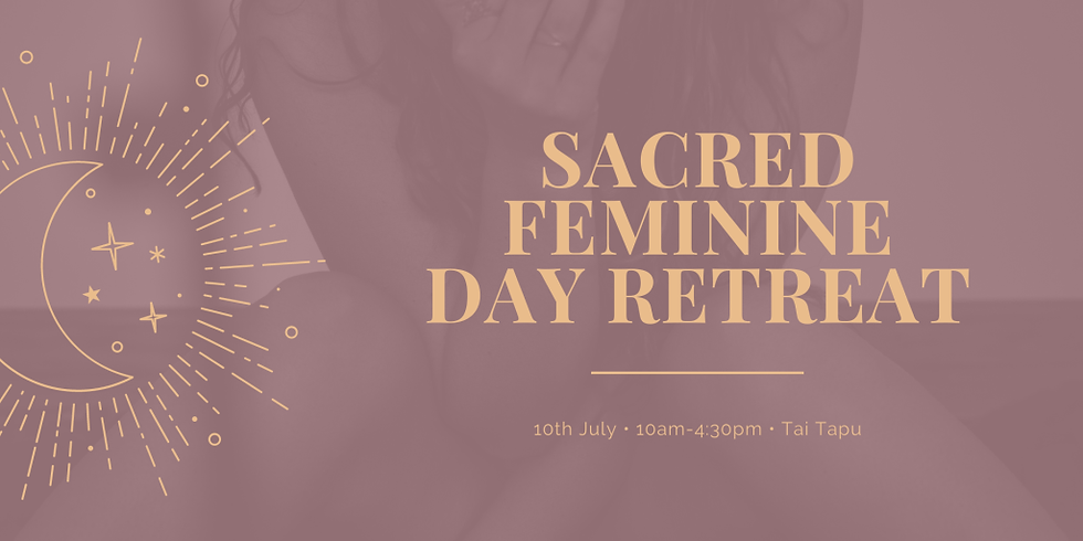 The Sacred Feminine - Day Retreat