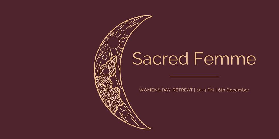 Sacred Femme Day Retreat