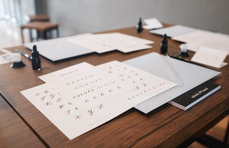 calligraphy-workshop-supply-kit-everlace