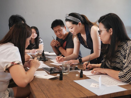 My Upcoming Calligraphy Workshops in Indonesia