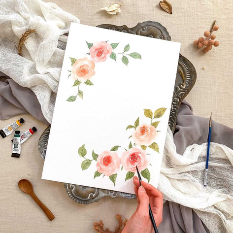 watercolor florals workshop.JPG