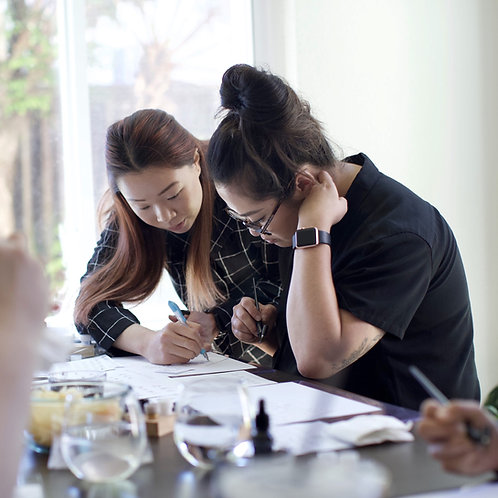 Basic Calligraphy Starter Kit + Online Course