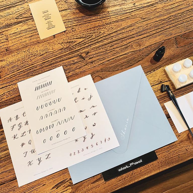 Surabaya Calligraphy Workshop