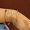 Thumbnail: Bracelet Queen bouton