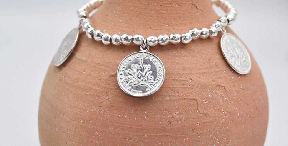 Bracelet francs