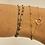 Thumbnail: Bracelet Queen double