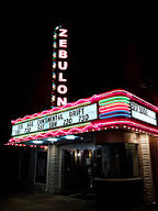 The Zeb Local movie theater