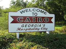 Welcome to Cairo GA