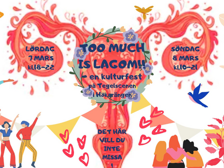 Too Much Is Lagom!