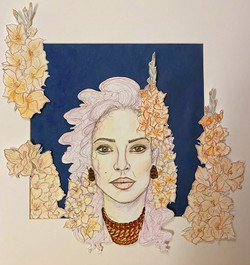 Gladiolus_Mujer