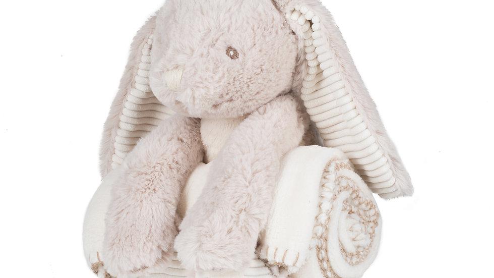 Mumbles Rabbit and Blanket