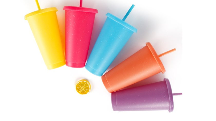 Glitter Cups Large 24oz