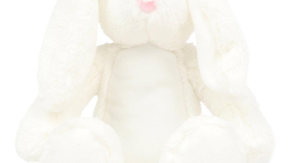 Mumbles Mini White Bunny 34cm
