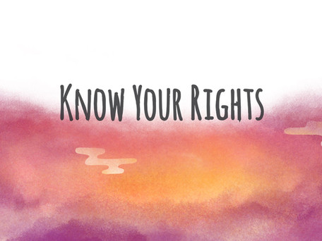 Know Your Birth Rights