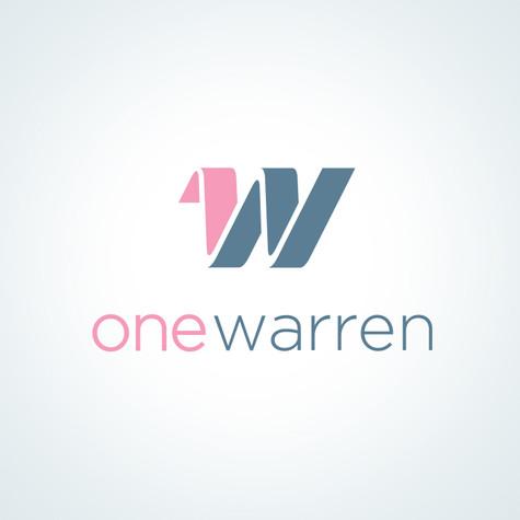 One Warren Branding >