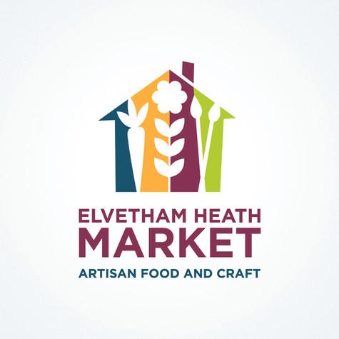 Elvetham Heath Market Branding >