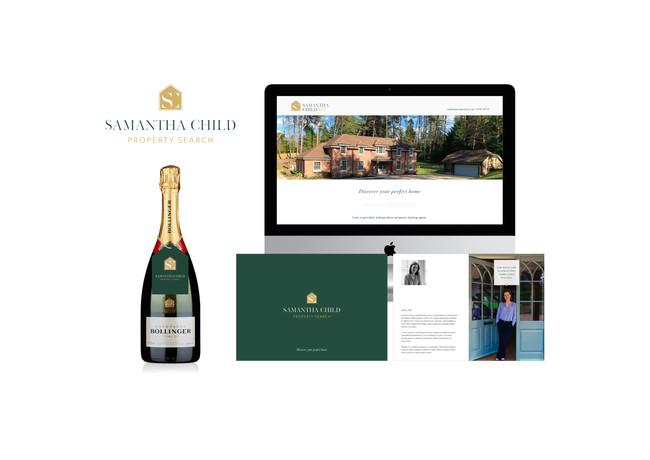 Samantha Child Property Sarch Branding.j