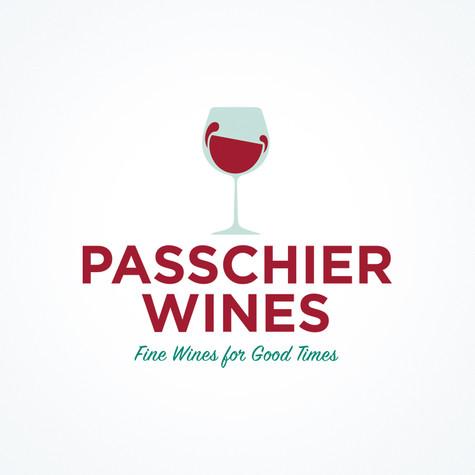 Passchier Wines Branding >