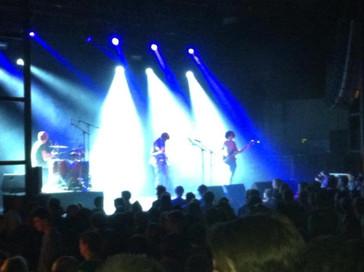 Album release show The DeVilles op 2 maart in Het Depot te Leuven.