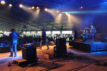 Verslag dag 1 Bluesfestival Peer op deredactie.be