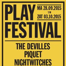 Play Festival in Hasseltse Gevangenis