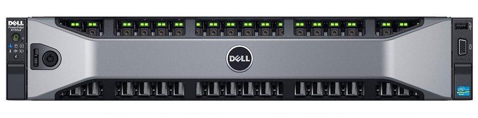 Servidor Dell PowerEdge R730xd, 2 x Xeon Octa-Core, E5-2630L v3