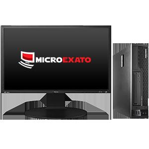 """Kit Computador Positivo D480, Win 10 Pro, i7 4ªG + Monitor Positivo 21.5"""""""