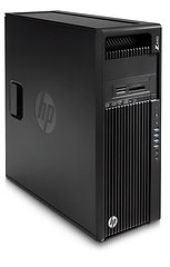 Workstation HP Z440, XeonSix, 32GB, 1TB+256 SSD, Vídeo 8GB, Win 10 Pro