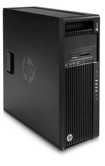 Workstation HP Z440, XeonSix, 32GB, 1TB+256 SSD, Vídeo 8GB, Win 10 Pro