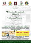 """VII Concorso Internazionale di Musica """"Magna Grecia"""""""