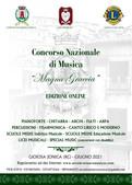 """Concorso Nazionale di Musica """"Magna Grecia"""" - Edizione Online"""