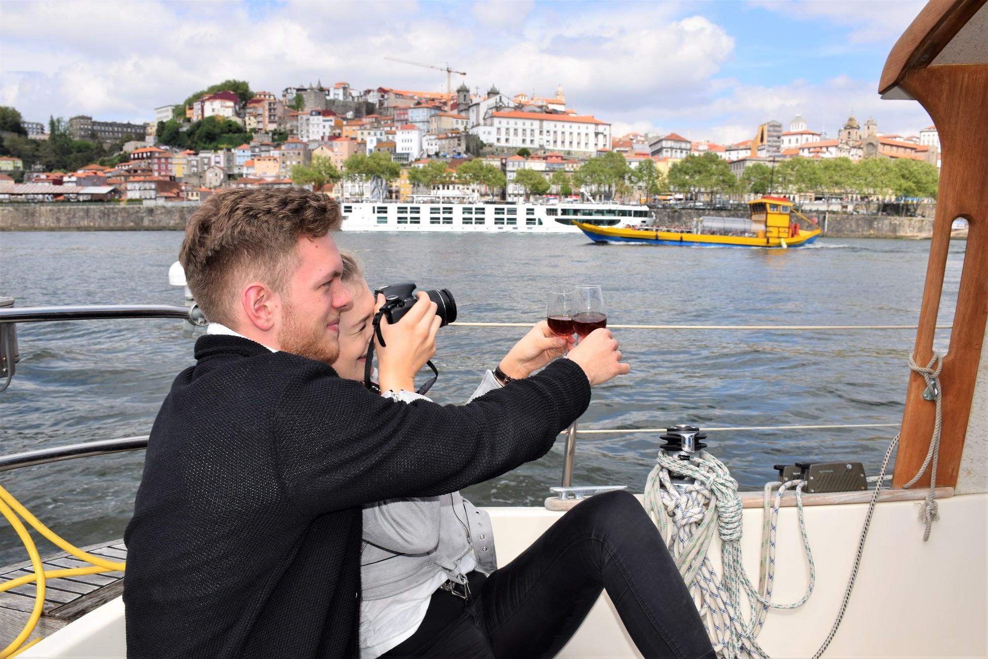 Romantic Porto City 2 pers *price pp