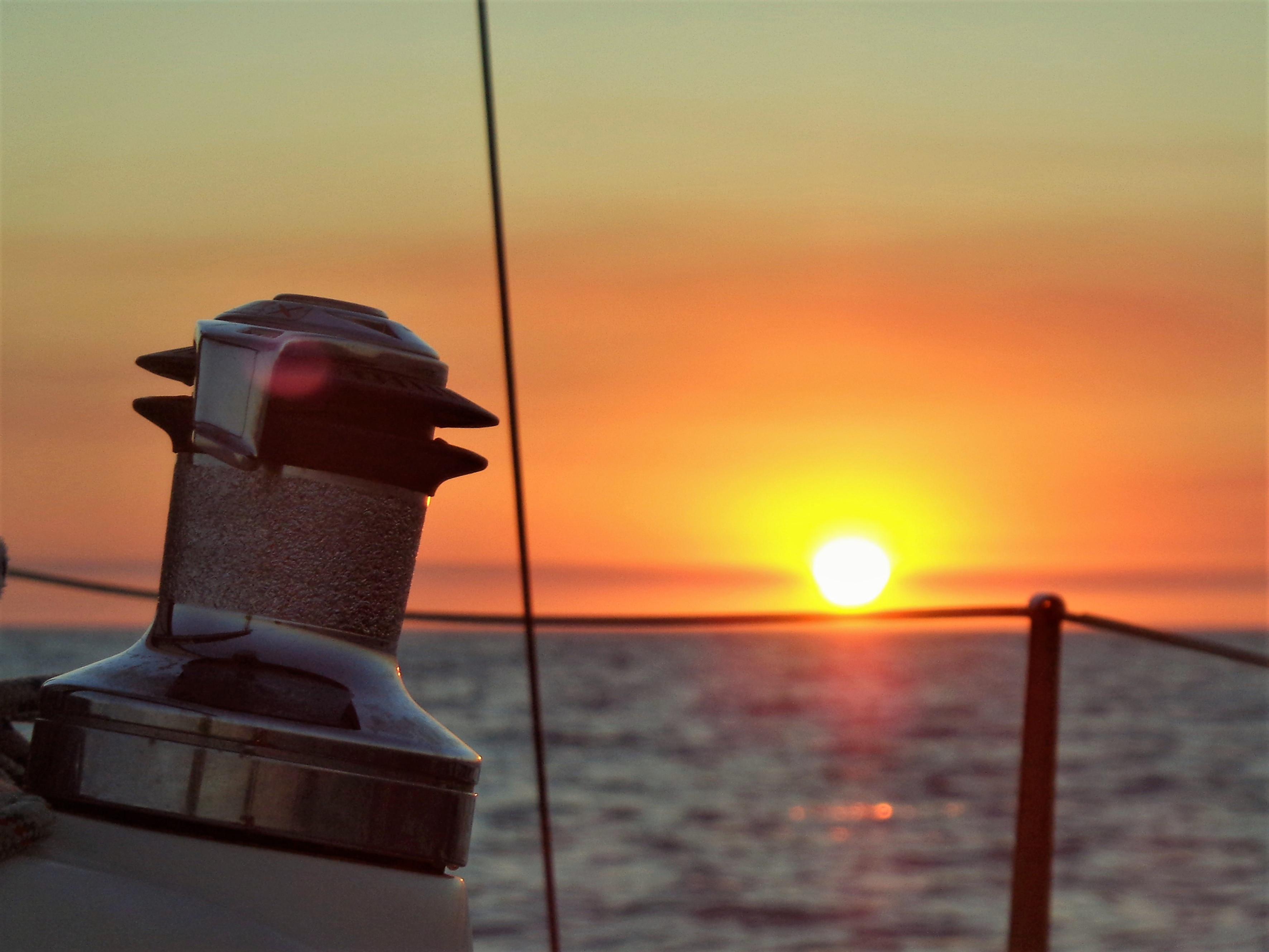Sunset Sailing 3-6 pers *price pp