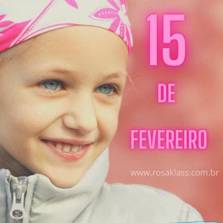 Dia Internacional do Combate ao Câncer Infantil