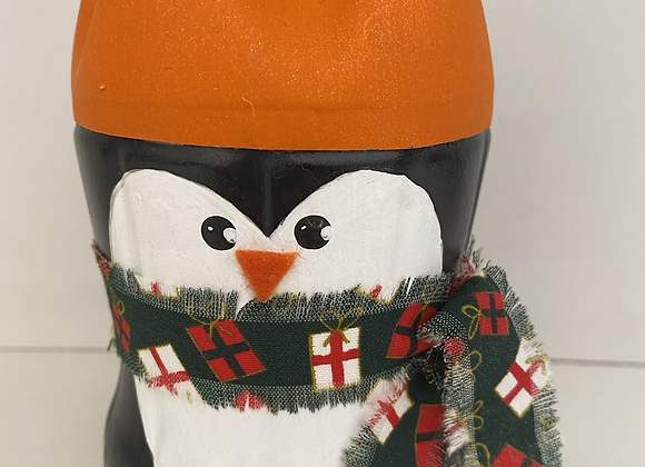 Enfeite de Natal pinguim