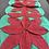 Thumbnail: Trilho de mesa natalino