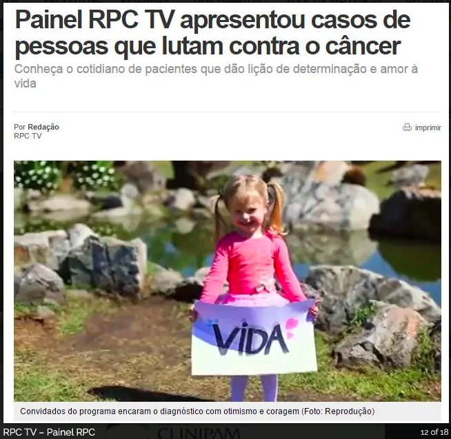TV Globo - Painel RPC
