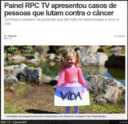 TV Globo - Painel RPC