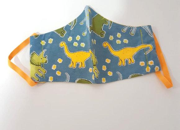Máscara Dinossauro
