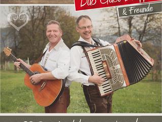 Veröffentlichung Album - Das Mädchen vom Land - Duo Guet Druff