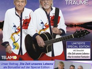 """NEWS *** Unser Beitrag """"Die Zeit unseres Lebens"""" als Bonustitel auf der Special Edition – Amigos – T"""