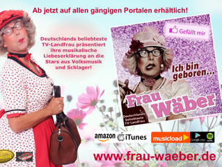 BS-Music produziert Single für Frau Wäber