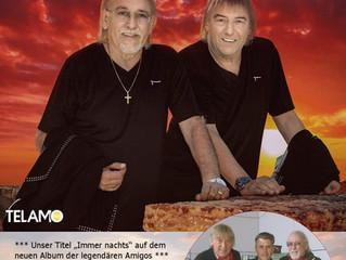 """Unser Titel """"Immer nachts"""" (Text: Marco Wahrstaetter / Musik: Bernd Schneider) auf dem neuen Album d"""