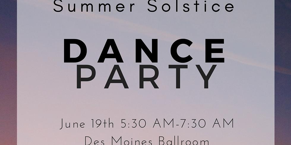 Arise Summer Solstice Event