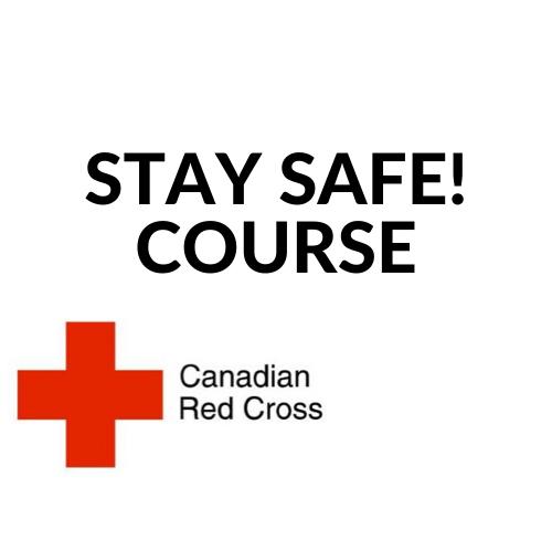 Sun Aug 8 - Stay Safe Course (YYC)