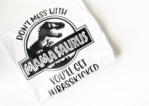 MAMASAURAUS   crewneck sweatshirt