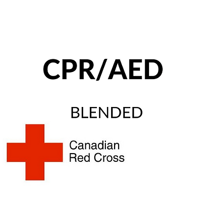 CPR / AED First Aid (online only)