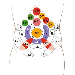 Abdominal Chi Massage