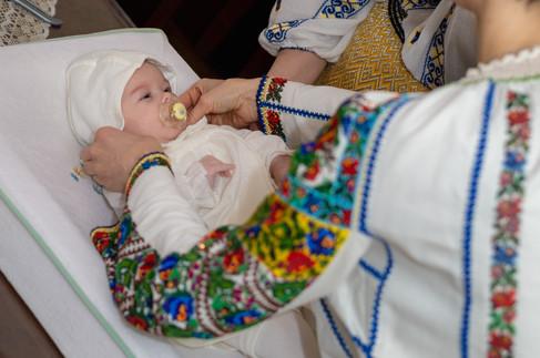 pregatiri botez acasa